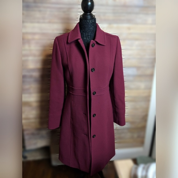 J Crew Jackets Coats J Crew Double Cloth Lady Day Coat With
